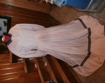 Civil War Ladies Dress