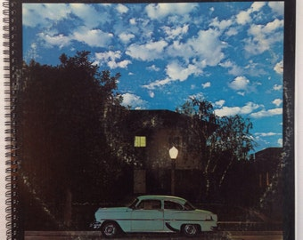 Jackson Browne Recycled Record Album Cover Book