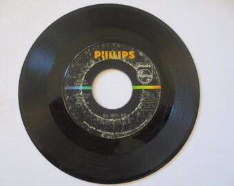 "Paul & Paula – Young Lovers/Ba-Hey-Be 45 RPM 7"" Vinyl Record"