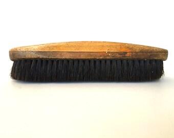 Vintage Shoe Brush /  Cleaner
