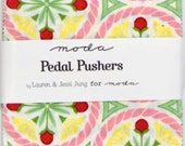 Pedal Pushers Charm Pack by Lauren & Jessi Jung from Moda - 42 Five Inch Squares