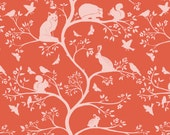 Meadow - Vine - Organic KNIT Fabric from Monaluna