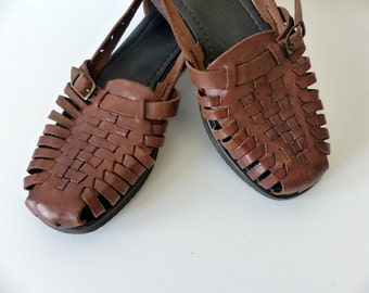 Popular Items For Closed Toe Sandal On Etsy