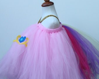 My little pony Cadence Dress - Princess Cadence Halloween Costume My little pony cosplay, costume Mi Amore Cadenza  unicorn costume