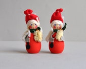 SALE! Holline Danish Elf & Baby - Ornaments - Choice