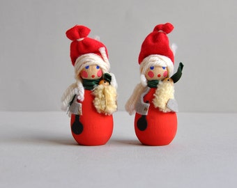 SALE! Holline Danish Elf & Baby - Ornaments - Choice