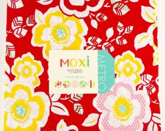 Moxi layer cake by Studio M for Moda fabric