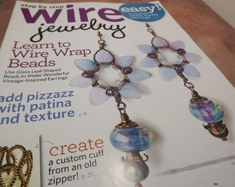 Magazine - Step By Step Wire Jewelry - Vol. 7 No. 2 Apr-May 2011