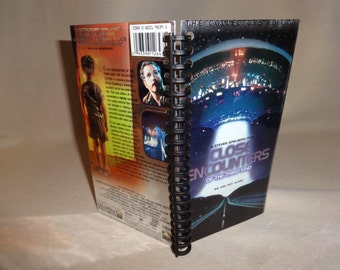 Close Encounters of the Third Kind VHS Notebook
