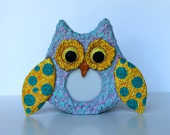 Items Similar To Nursery Originals Owl Lamp For Bedside
