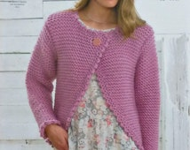 Knitting Pattern Garter Stitch Jacket : Popular items for sleeve garters on Etsy