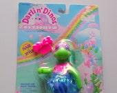 Vintage Darlin Dinos Snazzies Toy NIB 1992