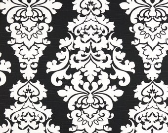 Curtains Ideas black and white damask curtains : Yellow and White Damask Curtains Rod Pocket 63 72 84 90 96