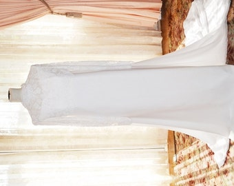 William Cahill Wedding Gown  (Barbara)