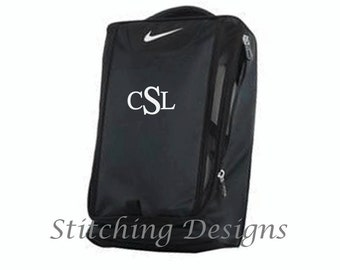 NIKE Golf shoe bag with monogram