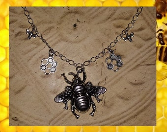 The Beekeeper I Necklace