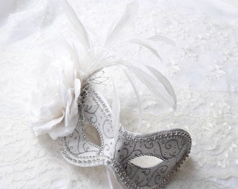 Masquerade Wedding Mask
