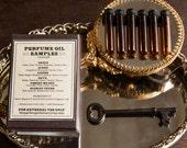 Signature Perfume Oil Sample Set - The Parlor Apothecary - 1 ml each