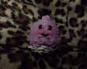 Mini Kawaii Cupcakes - Rubber Band Figure