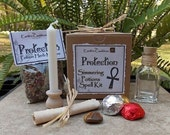Protection Simmering Potions Spell Kit
