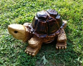 Chainsaw Carving Chainsaw Carved Turtle