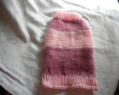 Small 2 shades of pink sweater