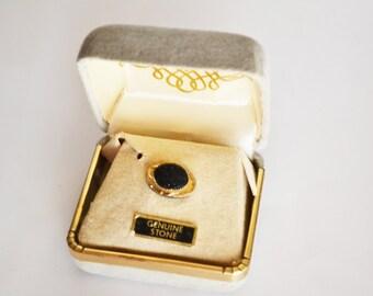 Vintage Lapel/Pin, Masculine Vintage Lapel/Pins, Gold tone, HALF OFF S A L E, Item No. B805b