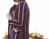 RESERVED Primary Color Stripped Brian Jones Jacket and Trousers!