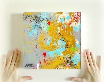 Acrylic Painting, Original modern abstract Art painting on canvas, Modern wall art