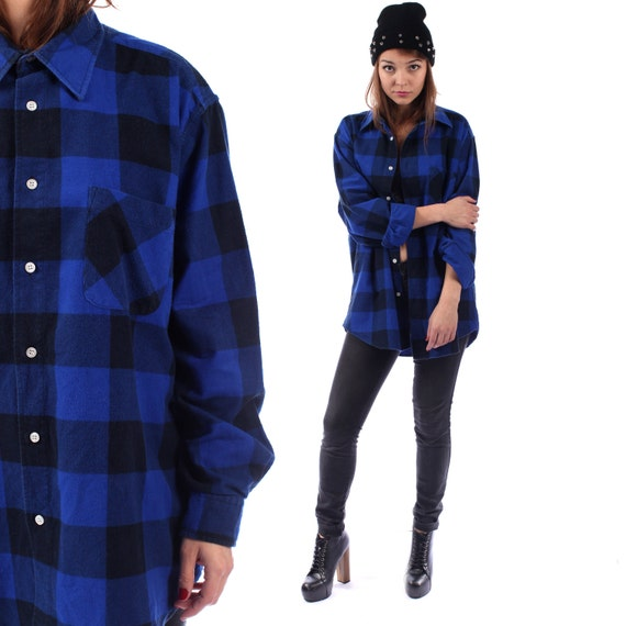 Find great deals on eBay for blue black flannel shirt. Shop with confidence. Skip to main content. eBay: The VERMONT FLANNEL COMPANY Mens Flannel Shirt S Blue Black Plaid Outdoors. S · Long Sleeve. $ Buy It Now +$ shipping. Free Returns. Yago Flannel Long Sleeve Shirt Grey / Blue / Black F.