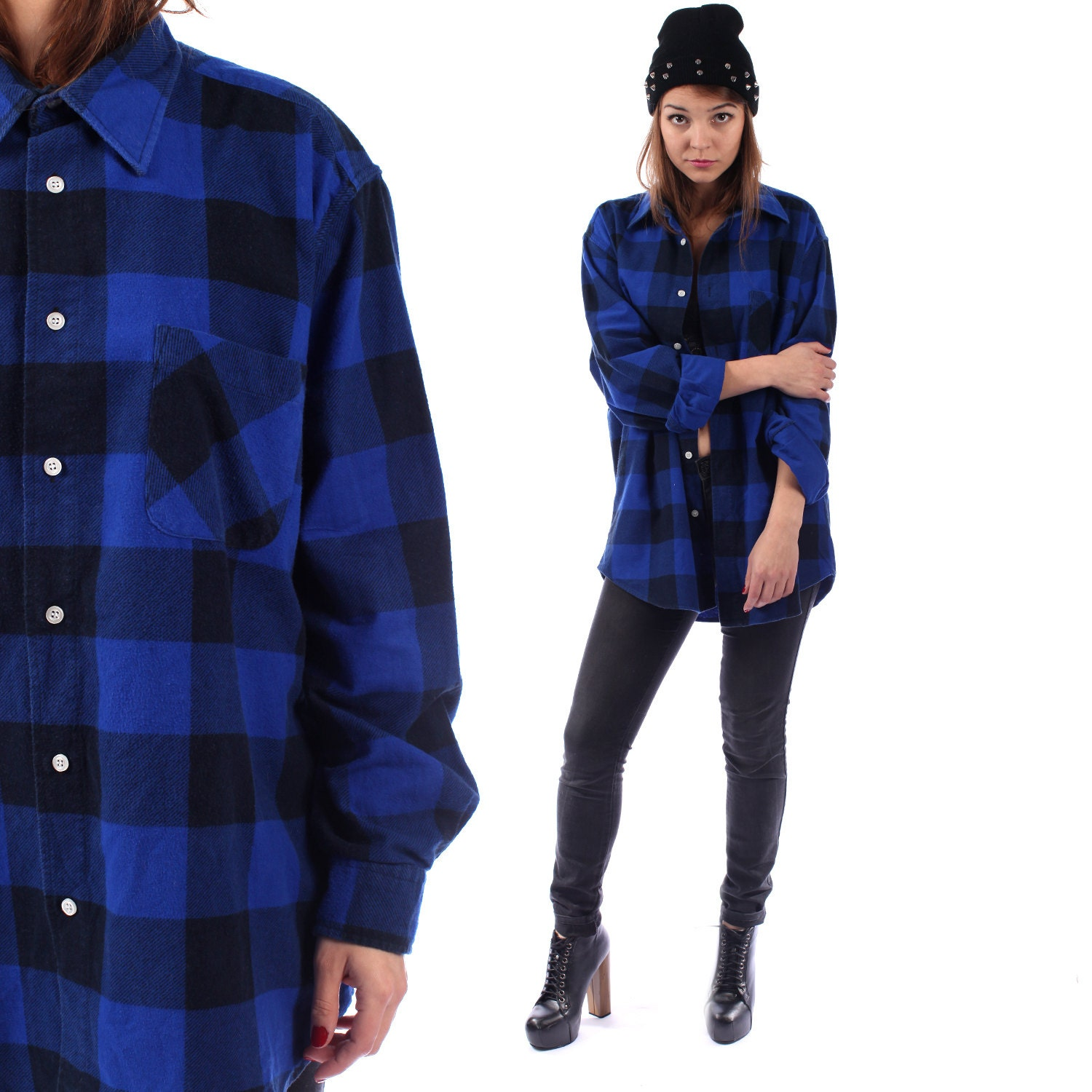 Shop for women s plaid shirt at vanduload.tk Free Shipping. Free Returns. All the time.
