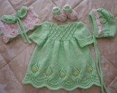 Elegantes Baby Outfit