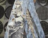 KOALA BEARS. 100% SlLK Tie VERY FlNE. No PayPal Accepted.   tie0150