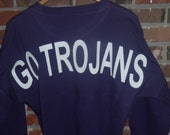 Personalized Athletic style pullover in both youth and womens sizes