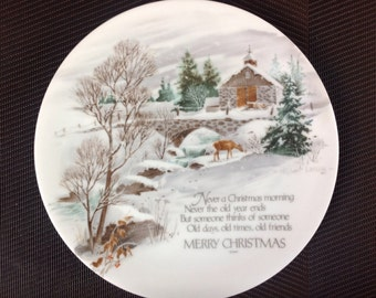 Collectors Plate by Robert Laessig
