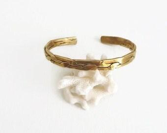 Golden Cooper Bracelet
