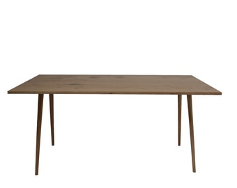 Dining table / desk - Old & New Style - Möbelunikate by Benjamin Mangholz