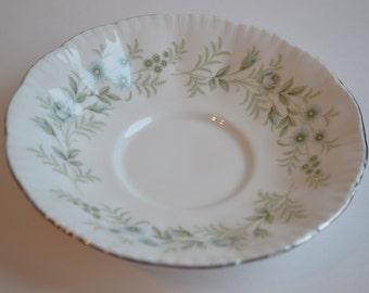 Paragon Debutante Replacement Saucer, saucer only, c. 1963-