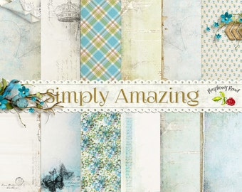 Simply Amazing Paper Set