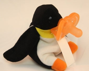 Mini teeny penguin pacifier animal pacimal - you choose the pacifier