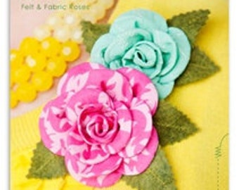 Heather Bailey - Full Bloom Roses -  Sewing Pattern