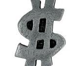 Dollar Sign Lapel Pin - CC430