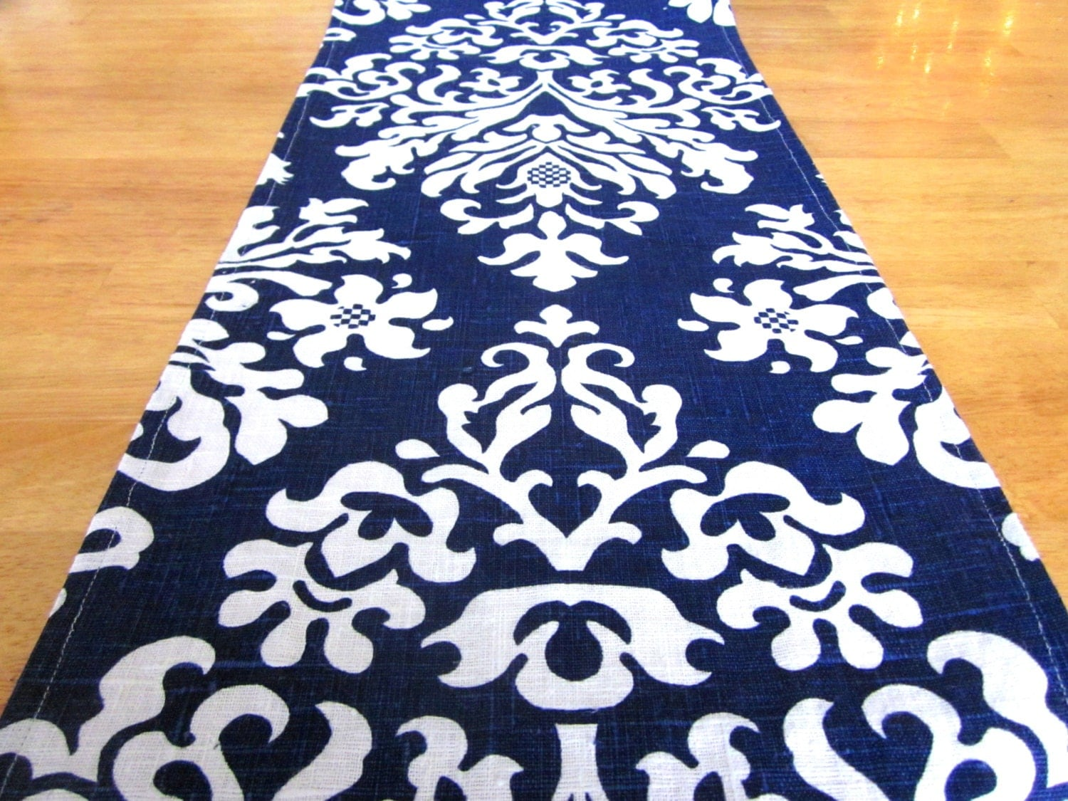shabby chic table runner bureau scarf rustic by