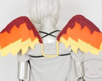 Standard Phoenix Feather Wings