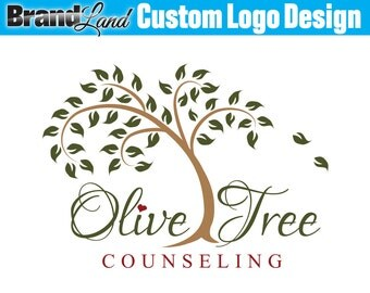 Custom Logo Design OOAK, Unique Business Logo, Boutique logo, Photography Logo