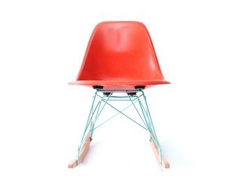 EAMES x Cast + Crew - RSR - Custom Powder Coated Rocker