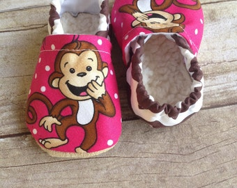 silly monkey booties