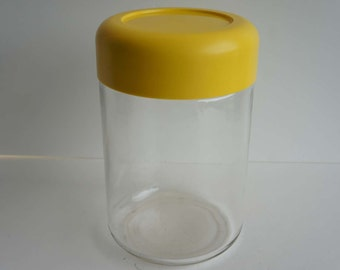 Heller Designs Canister Mid Century Mod by Massimo Vignelli