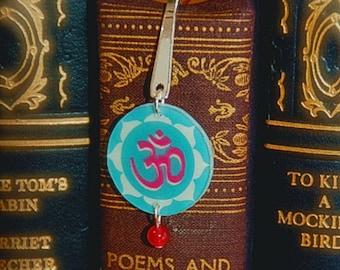 OM Mandala Hook Bookmark