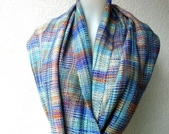 Handwoven Luxurious Unique Silk Wrap for Mother of the Bride or Groom, Wedding